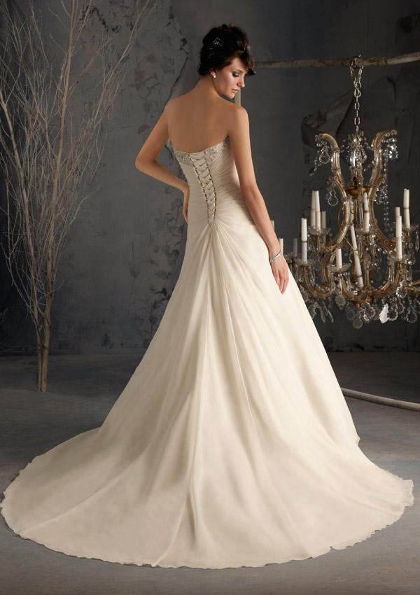 A line princess grace for Princess grace wedding dress